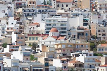Kreta - Griechenland - Besiedlung von Sitia
