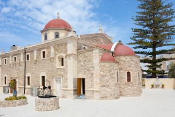 Kreta - Griechenland - Kapelle von Ierapetra