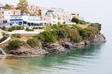 Kreta - Griechenland - Siedlung von Bali