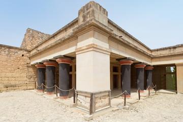Kreta - Griechenland - Königspalast von Knossos