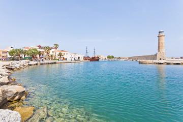 Kreta - Griechenland - Hafen von Rethimno