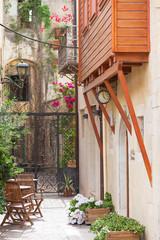 Kreta - Griechenland - Stehengebliebene Zeit in Chania
