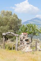 Kreta - Griechenland - Schrein bei Agia Galini