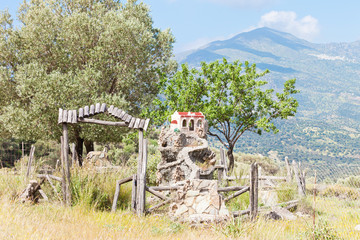 Kreta - Griechenland - Ikonostase von Agia Galini