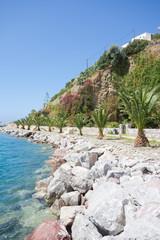 Kreta - Griechenland - Promenade von Agia Galini
