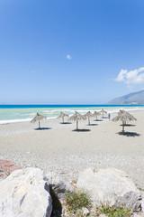 Kreta - Griechenland - Sandstrand von Kokkinos