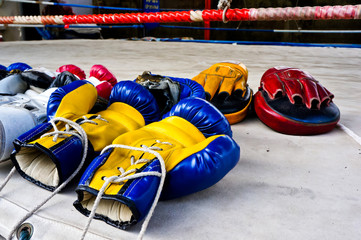 Fototapeta Boxing gloves obraz