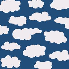Keuken foto achterwand Hemel Wolken