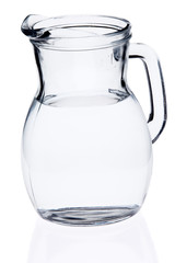 Jug with water