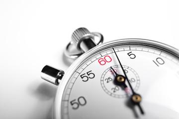 close-up Stopwatch