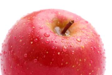 瑞々しいリンゴ