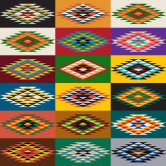 Seamless  apache tile