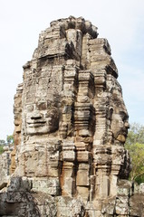 Bayon im Angkor Wat Tempel