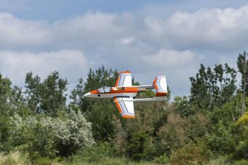 Jet modèle réduit