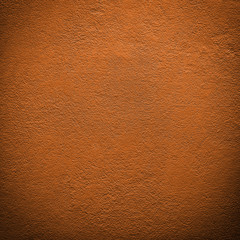 Orange wall background