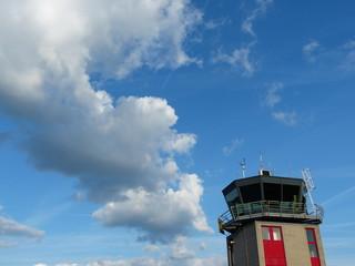 Tower des Segelflugplatz Oerlinghausen am Teutoburger Wald