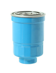 Diesel fuel filter and water separator (with clipping path)