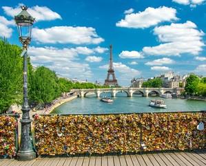 Wall Mural - Pont des arts à Paris