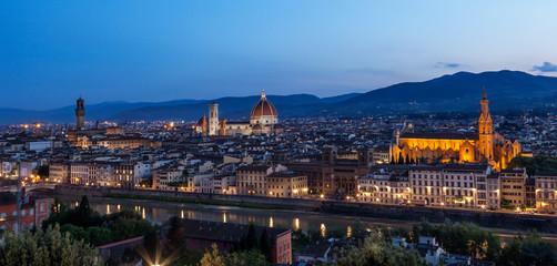 Wall Mural - Florence skyline
