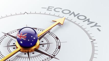 Australia Economy Concept