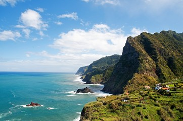 Foto op Canvas Kust Madeira coast