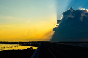 Morning Sun Light