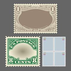 US Postatge Stamps