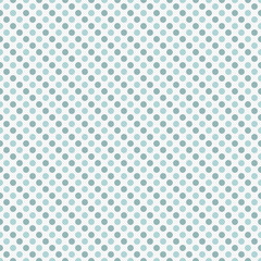 Light and Dark Blue Small Polka Dot Pattern Repeat Background