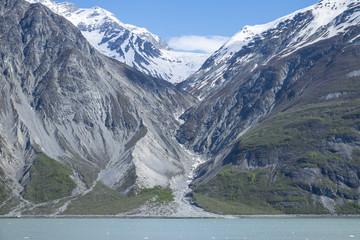 Valley in Glacier Bay National Park