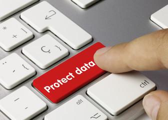 Protect data. Keyboard