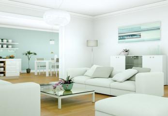 modern Apartment Interior Design
