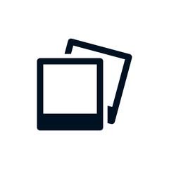 Monochrome icon