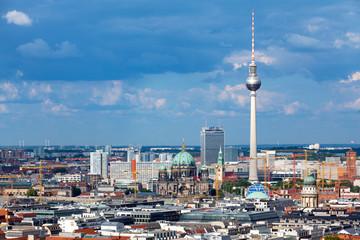 Berlin - Stadtpanorama