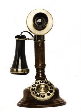 Vintage retro phone