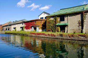 Houses in Hokkaido