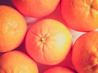 Retro look Oranges picture