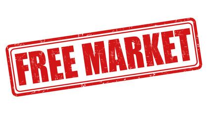 Free market stamp