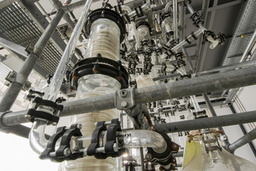 chemical pilot plant