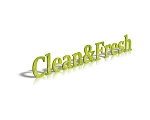 clean&fresh