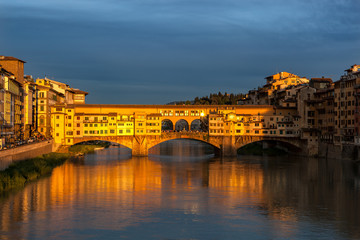 Wall Mural - Ponte Vecchio Florence Italy