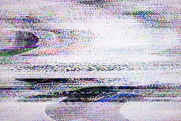 Digital television noise