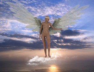 Angel in the Sky.