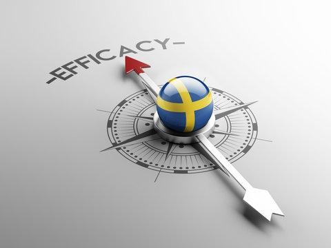 Sweden Efficacy Concept