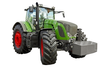Agricultural tractor Wall mural