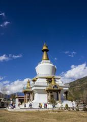 national memorial chorten, Bhutan