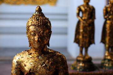 Buddha at Wat Pho in Thailand
