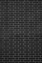 texture brick wall dark black color