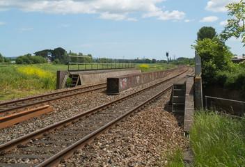 Rail Road Bridge