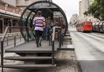 Curitiba's Public Transportation System