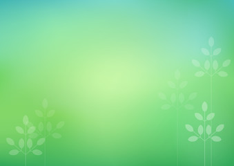 green abstract with abstract  background
